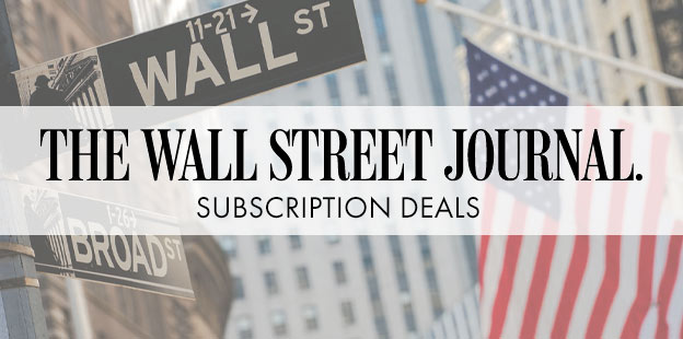 wall street journal subscription deals