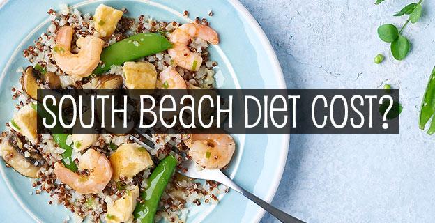 south beach diet cost