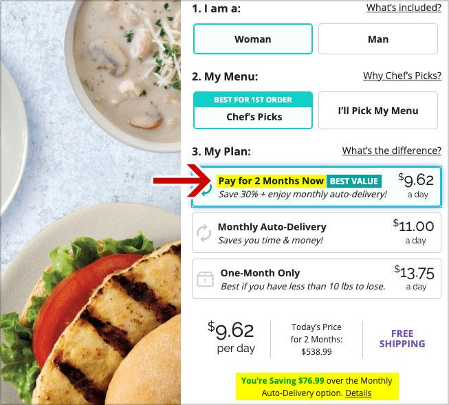 get south beach diet best price