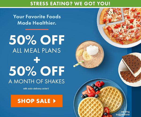 nutrisystem food promo