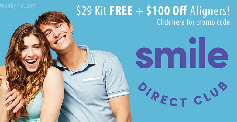 smile direct club 100 off