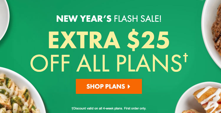 nutrisystem new year sale