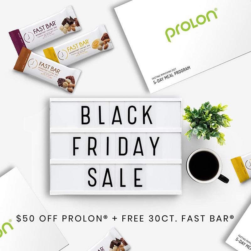 prolon black friday sale