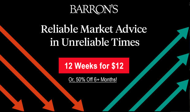 barrons featured promotion