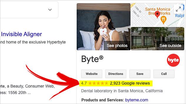 byteme reviews google