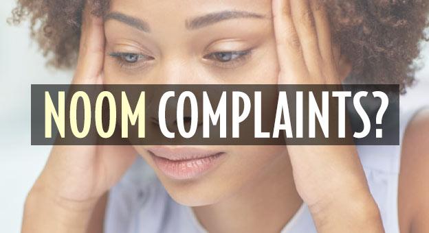 noom complaints