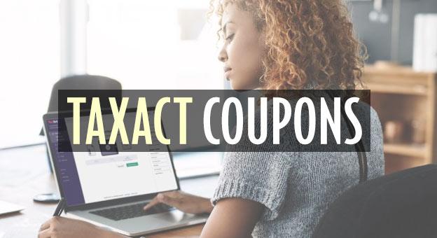 taxact coupons
