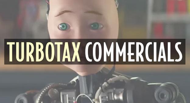 turbotax commercials