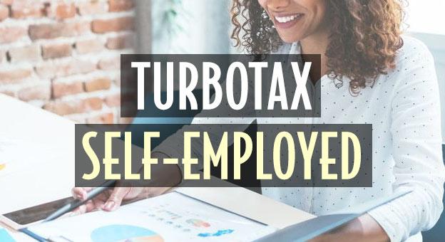 turbotax self employed
