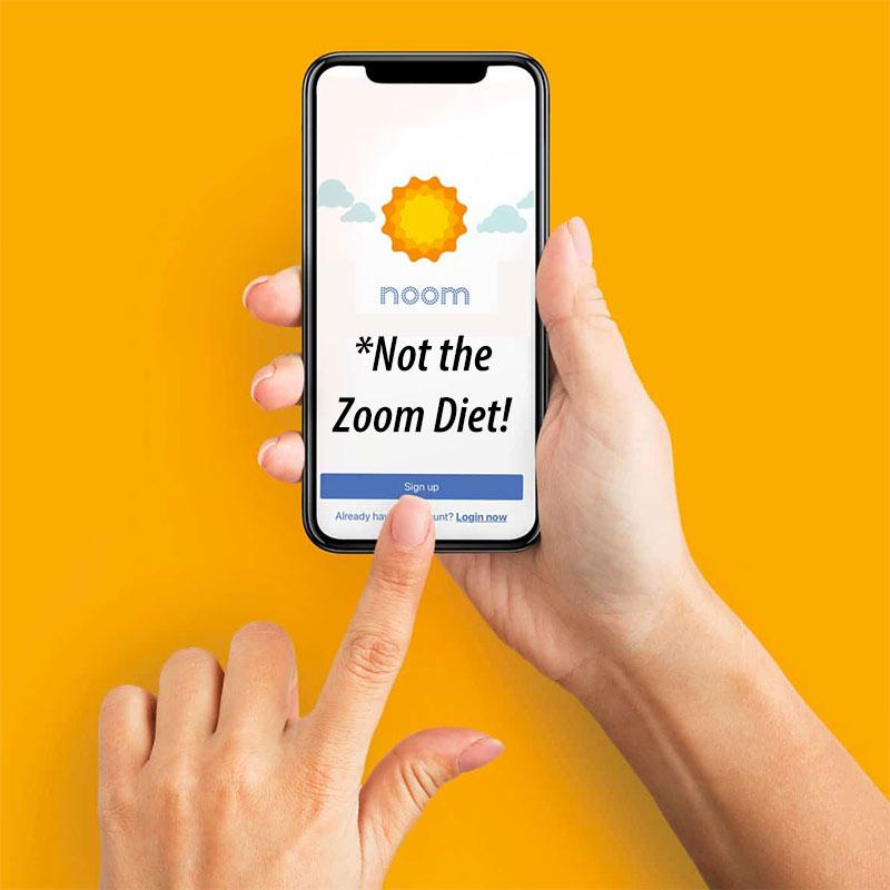 zoom diet app